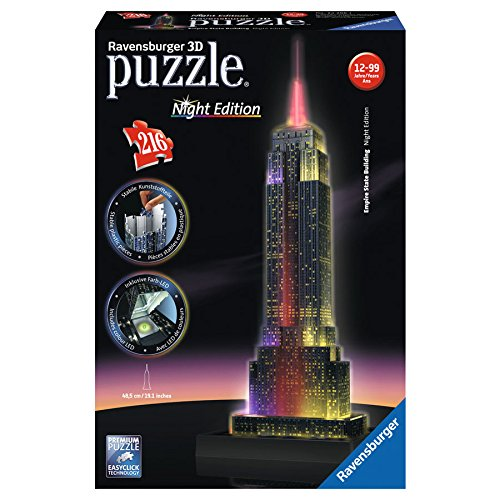 puzzle-3d-building-empire-state-building-luminoso