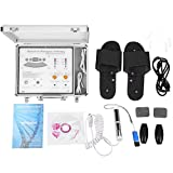Quantum Therapy Analyzer, Portable 45 German Reviews Analizador magnético de salud corporal por resonancia cuántica, detector de sub-salud con zapatillas de electrodo