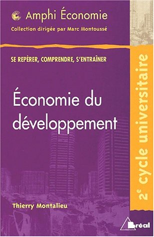Economie du developpement (amphi)