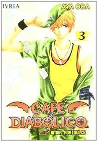 Cafe diabolico 03 par Aya Oda