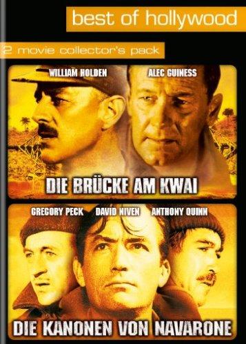 Bild von Die Brücke am Kwai/Die Kanonen von Navarone - Best of Hollywood (2 DVDs)