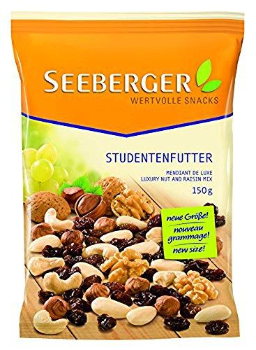 Preisvergleich Produktbild Seeberger Studentenfutter,  150 g
