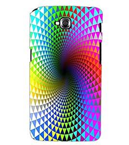 LG G PRO LITE ILLUSSION Back Cover by PRINTSWAG