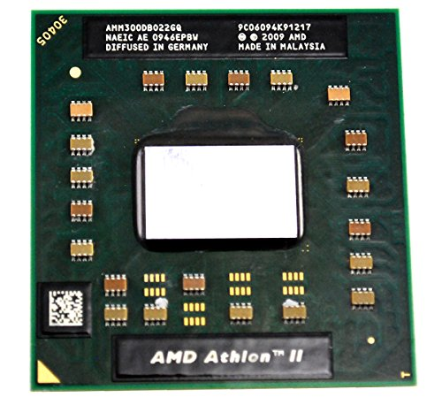 AMD Athlon II M3002GHz Dual-Core (amm300db022gq) Laptop Mobile CPU-Prozessor Amd Dual Core Laptop