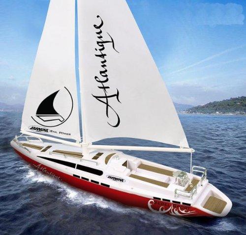 RC Modell Segelboot Atlantique auf rc-boot-kaufen.de ansehen