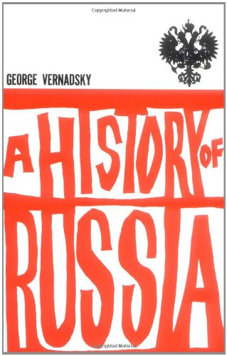 A History of Russia: New, Revised Edition