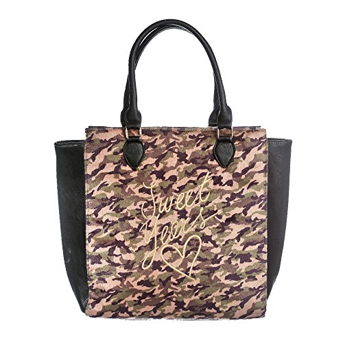 Sweet Years Borsa Donna - Mod. 2457 TEMPLE Nero
