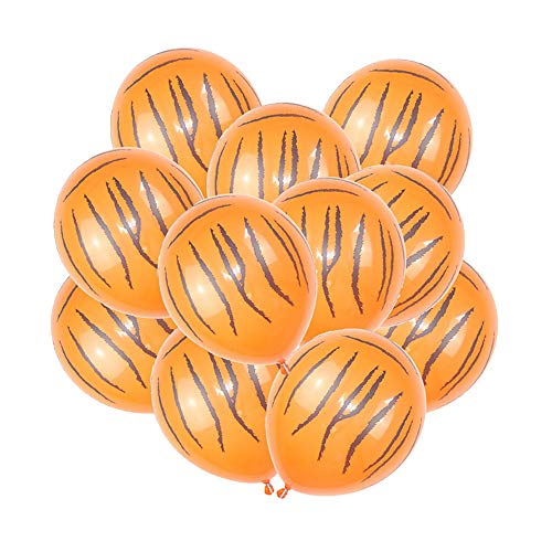 ack Latex Balloons Birthday Party Holiday Toys Decoration Paws Stripe Spot Print Colorful - Patrol Dot Puppy Party Aluminum Paw Balloon Ribbon Balloon Chinese Foil Ri ()