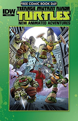 Image of Teenage Mutant Ninja Turtles: FCBD Special (Teenage Mutant Ninja Turtles: New Animated Adventures)
