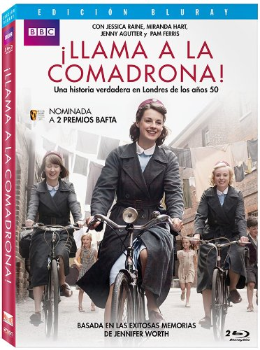 !Llama A La Comadrona¡ [Blu-ray] 511HbMMwqQL