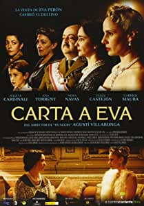 Carta A Eva (Import Dvd) (2013) Agustí Villaronga