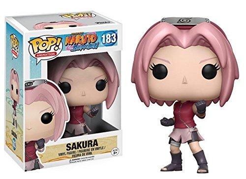 Funko Pop Pack Sakura y Naruto (Rasengan) (Naruto) Funko Pop Naruto