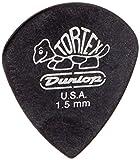 Dunlop MEDIATOR Guitare Accessoires-Pack Pitch/Jazz/72/Noir 1,5 mm/482R1.50