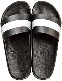 MAYI Unisex Slip-on Pantofole da bagno Sandali da doccia antiscivolo  Morbidi pantofole da casa con suola superiore e… 9c901ca6fdb
