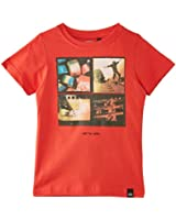 Animal Boy's Holgen T-Shirt