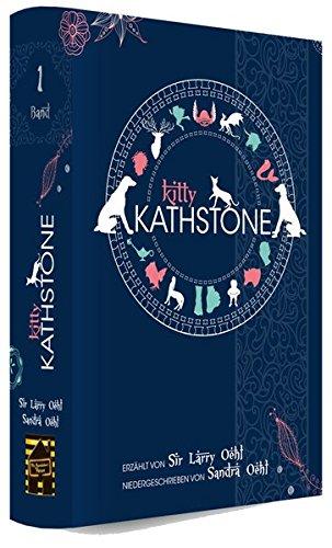 Buchseite und Rezensionen zu 'Kitty Kathstone: Band 1' von Sandra Öhl