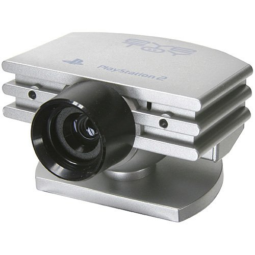 Ufficiale Sony EyeToy PS2 Camera Argento
