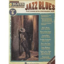 Blues Play-Along Volume 6 Jazz Blues Book/Cd