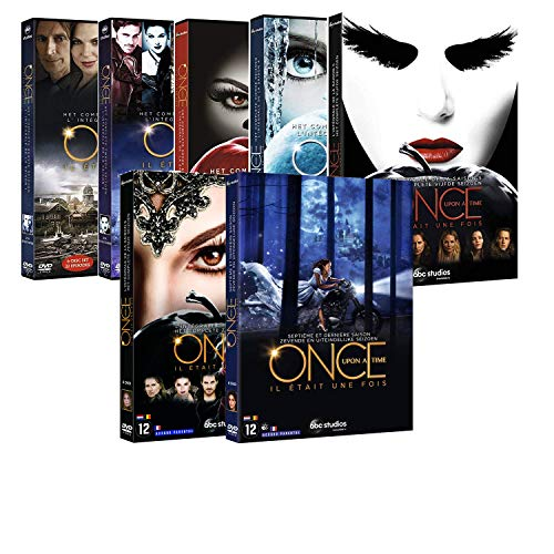 Once Upon a Time - Es war einmal ... Die komplette Serie 1 - 7 Staffel 42-Disc (EU Import mit Deutscher Sprache)