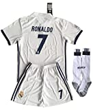 Real Madrid Ronaldo 7 Soccer Jersey Set ...