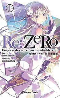 Re:Zero  nº 01 par Tappei Nagatsuki