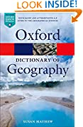 #7: A Dictionary of Geography (Oxford Quick Reference)