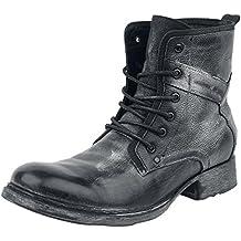 Black Premium by EMP Lace-Up Boot Botas Negro