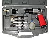 EINHELL Druckluft Meißelhammer Set DMH 250/2 im praktischen Tra