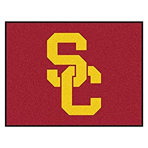 Fanmats 01346 University Of Southern California All-Star Rug