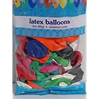 Latex Party Balloons - Choose Your Colors and Styles (25, Assorted) by Kandycares preisvergleich bei billige-tabletten.eu
