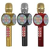 Best GENERIC Karaoke Microphones - Navizone WS-1816 Wireless Bluetooth Karaoke Microphone Speaker Player Review