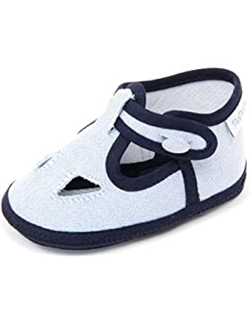 C6914 sandalo bimbo culla NANAN scarpa blu/azzurro shoe kid