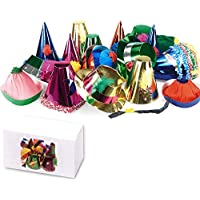 Amazon.it  cappellini compleanno - Cappelli   Cappellini 30e33d11a2db