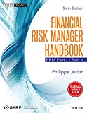 Financial Risk Manager Handbook FRM  Part I / Part II