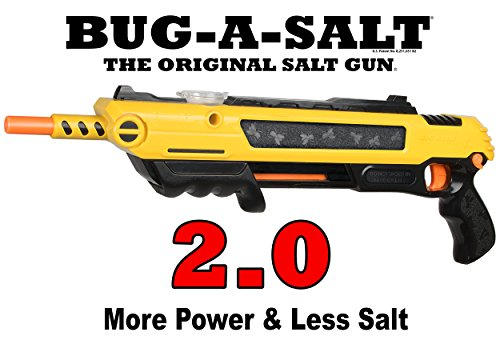 BUG-A-SALT 2.0 FLY GUN - DIRECT FROM PATENT HOLDER (Bug)