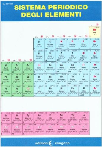 Sistema periodico degli elementi. Per le Scuole superiori