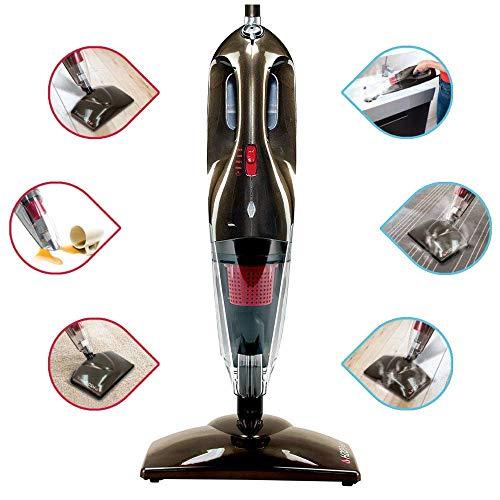 giordanoshop Scopa a Vapore H2O PowerX Macchina Lavapavimenti Igienizzante Elettrica 6 in 1 Mediashopping (Ricondizionato)