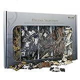 Hellma Hellrie gel Selection 5 x 40 Stück 200 g, 1er Pack (1 x 0.2 kg)