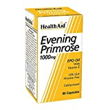Healthaid Evening Primrose Oil 1000mg & Vitamin E Caps