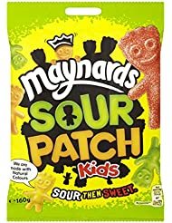 Maynards Sour Patch Kids Sweets, 160g