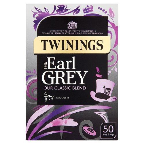 Twinings Earl Grey entkoffeiniert 50 Teebeutel 125g