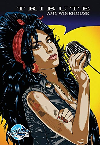 Tribute: Amy Winehouse por Michael Frizell
