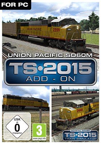 Union Pacific SD60M Loco AddOn