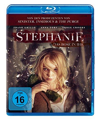 Stephanie - Das Böse in ihr [Blu-ray]