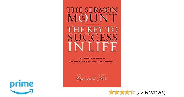 Sermon on the Mount: Amazon co uk: Emmet Fox: 9780062221568