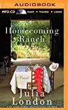 Homecoming Ranch (Pine River) by Julia London (2014-12-09)