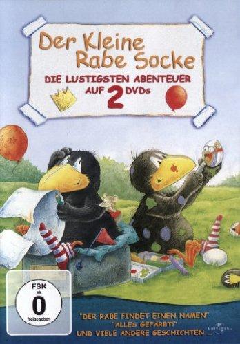 Der Rabe findet einen Namen / Alles gefärbt / und viele andere ... (2 DVDs)