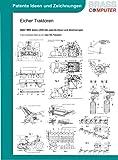 Eicher Traktoren, �ber 900 Seiten (DIN A4) patente Ideen und Zeichnungen Bild