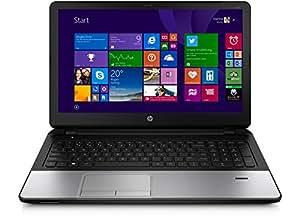 HP 350 G1 P3558U 15.6 4GB 500GB W8 PC Portable 15,6'' Argenté (Intel Pentium, 4 Go de RAM, 500 Go, Intel HD Graphics, Windows 8.1)