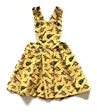 Girls Dinosaur Dress